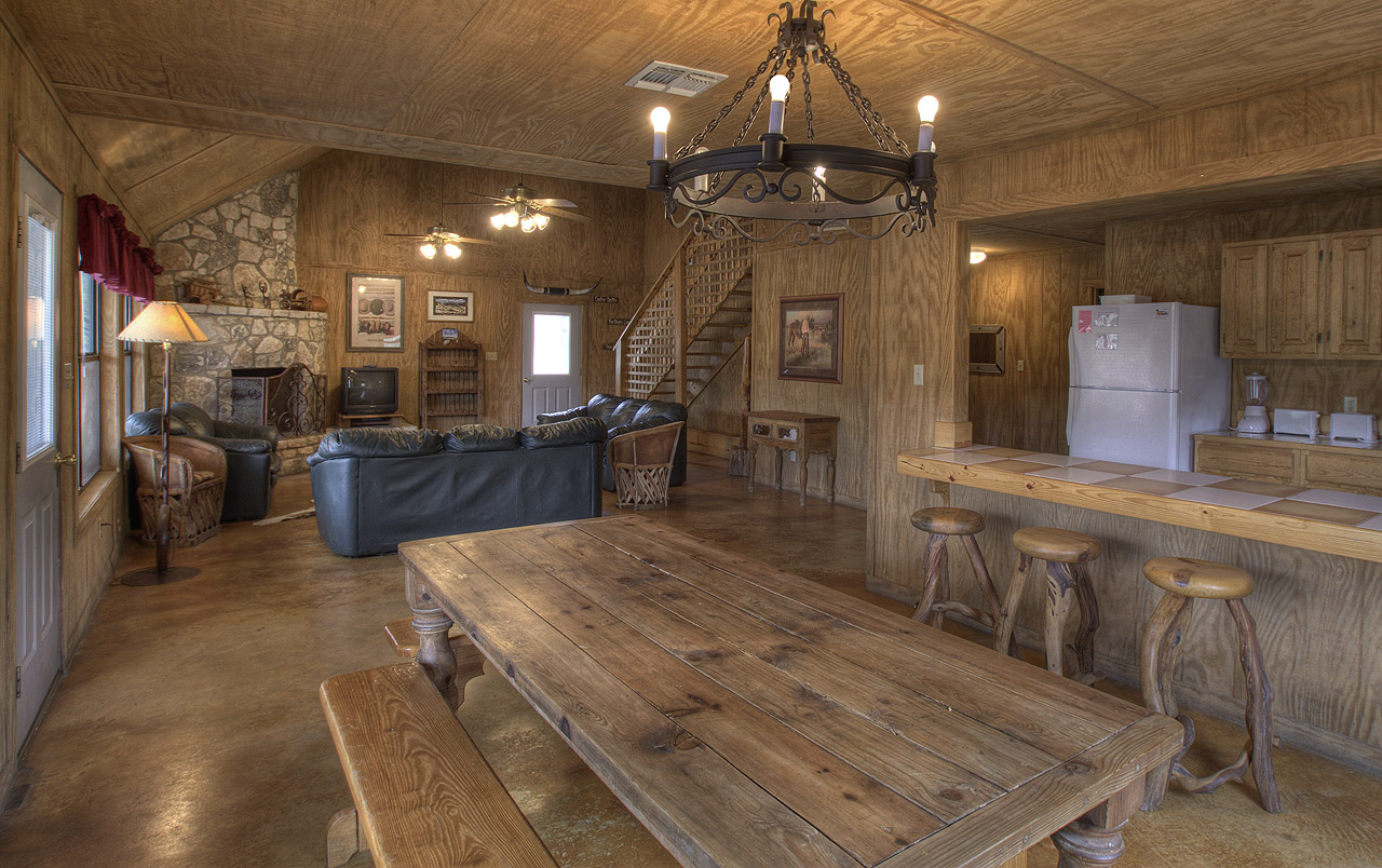 Frio river cw for Hunt texas cabins
