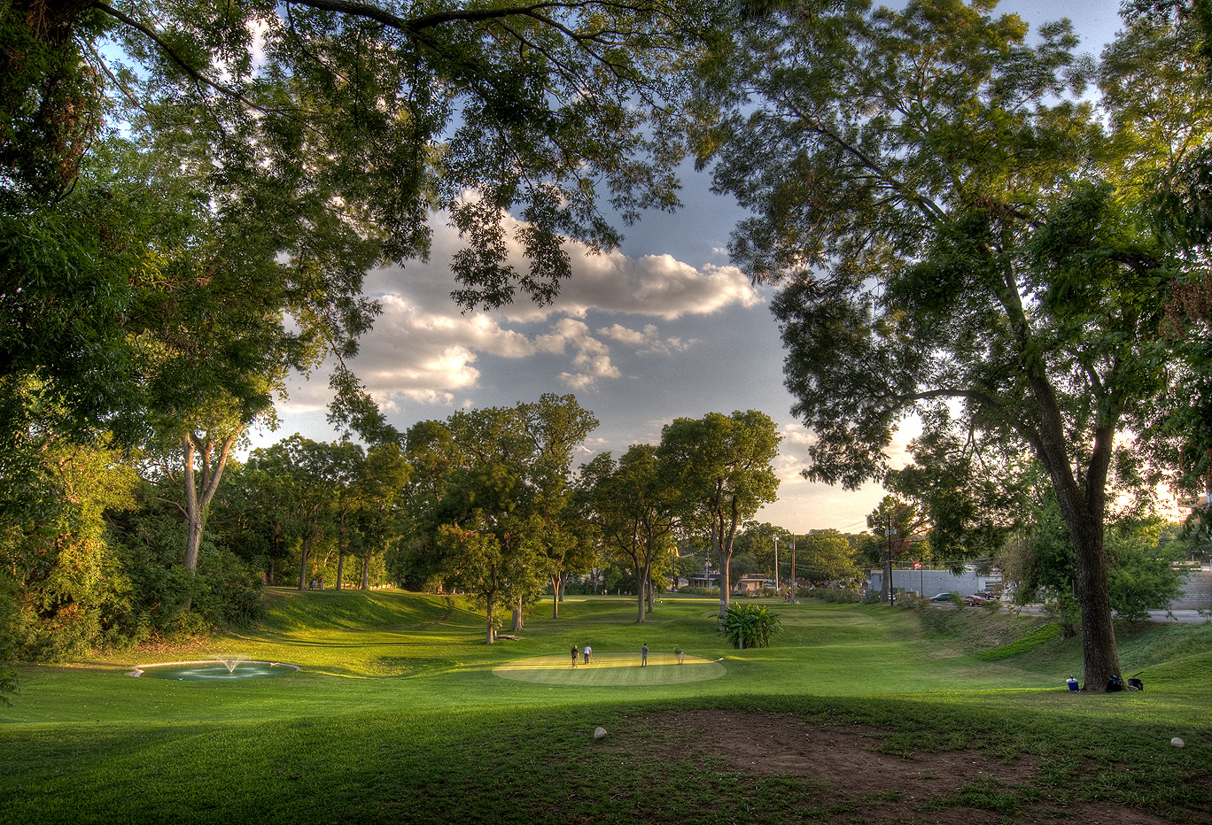 Golf Course Photography Cw